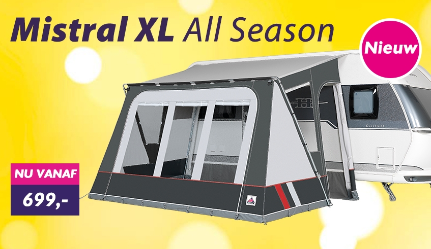 Mistral XL All Season